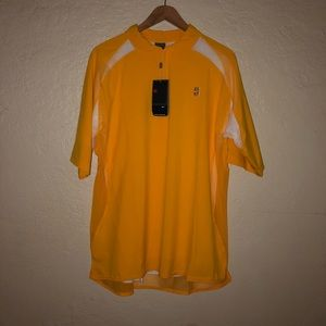 NWT Nike Cool Motion Zip Polo Shirt